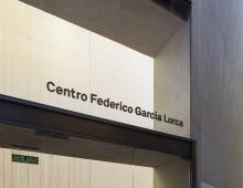 Senyalització Centro Federico Garcia Lorca