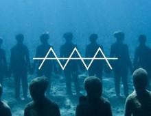 """Proposta logo """"Museu Atlántico"""""""