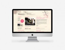 Web Binomis, fusions artístiques