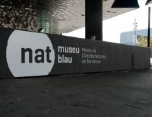 Senyalètica del Museu Blau