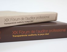 XIX Fòrum de l'Auditor 2009